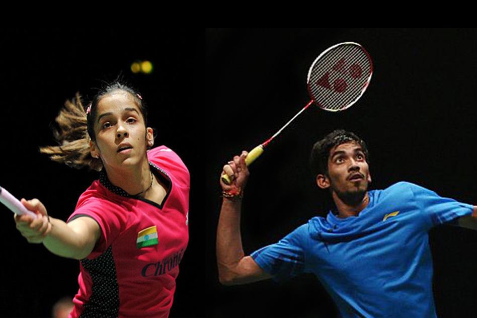 Saina Nehwal and Kidambi Srikanth advances in round 2