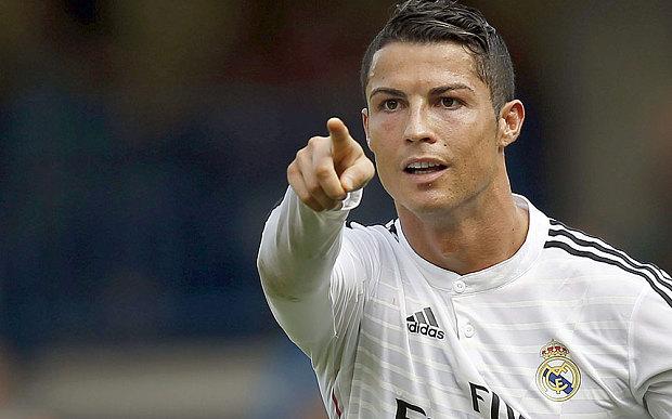 Ronaldo breaks his silence