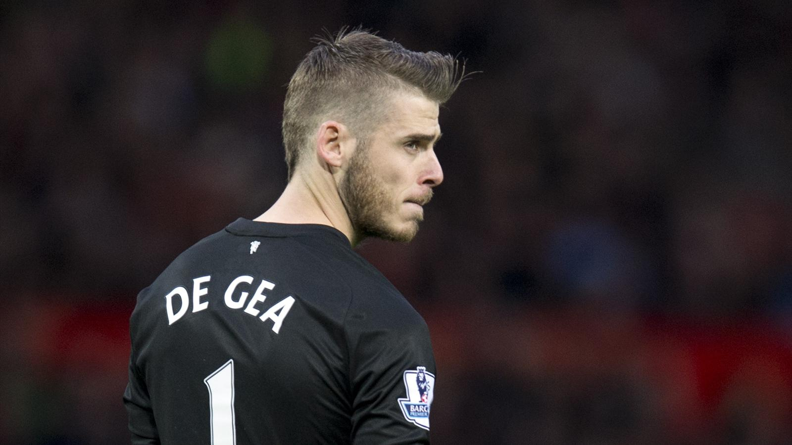 De Gea signs 4 years deal with Manchester United