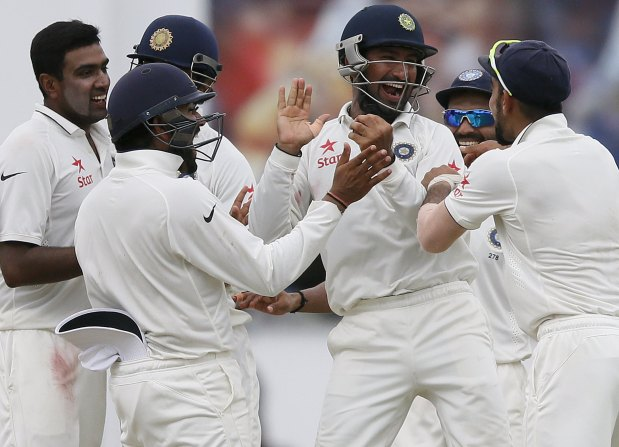 India beats Sri Lanka