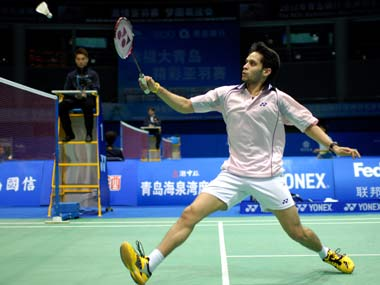 All Indian sutllers make an early exit from Japan Open
