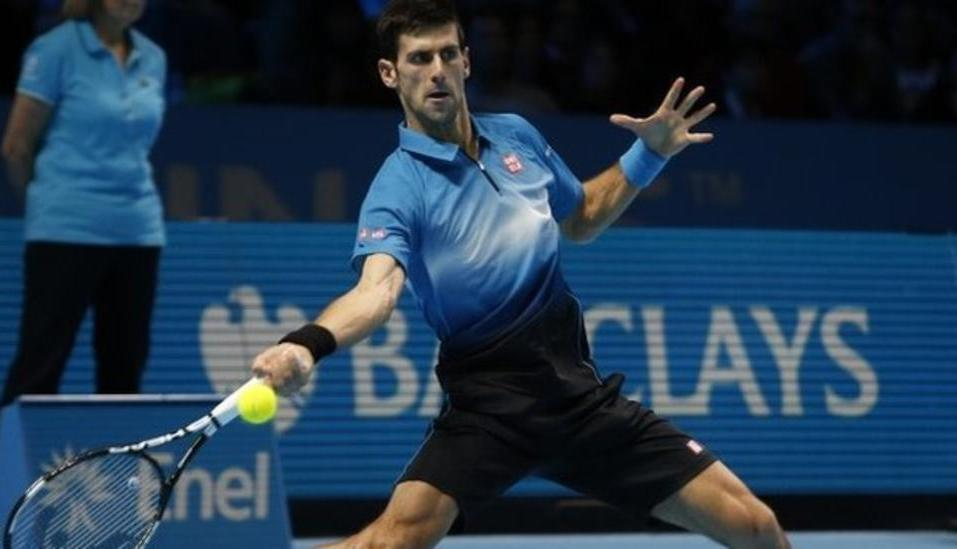 Djokovic made through in ATP semi-finals