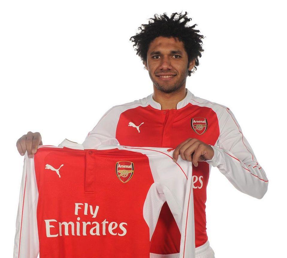 Arsenal sings Mohamed Elneny