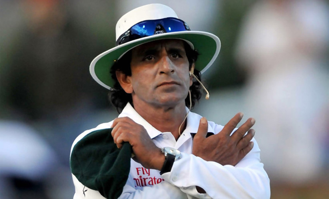 Asad Rauf banned for 5 years