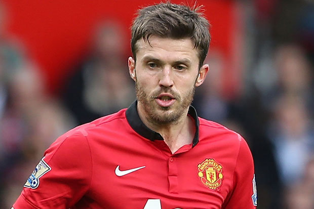 Arsenal's eye on Manchester United's Michael Carrick