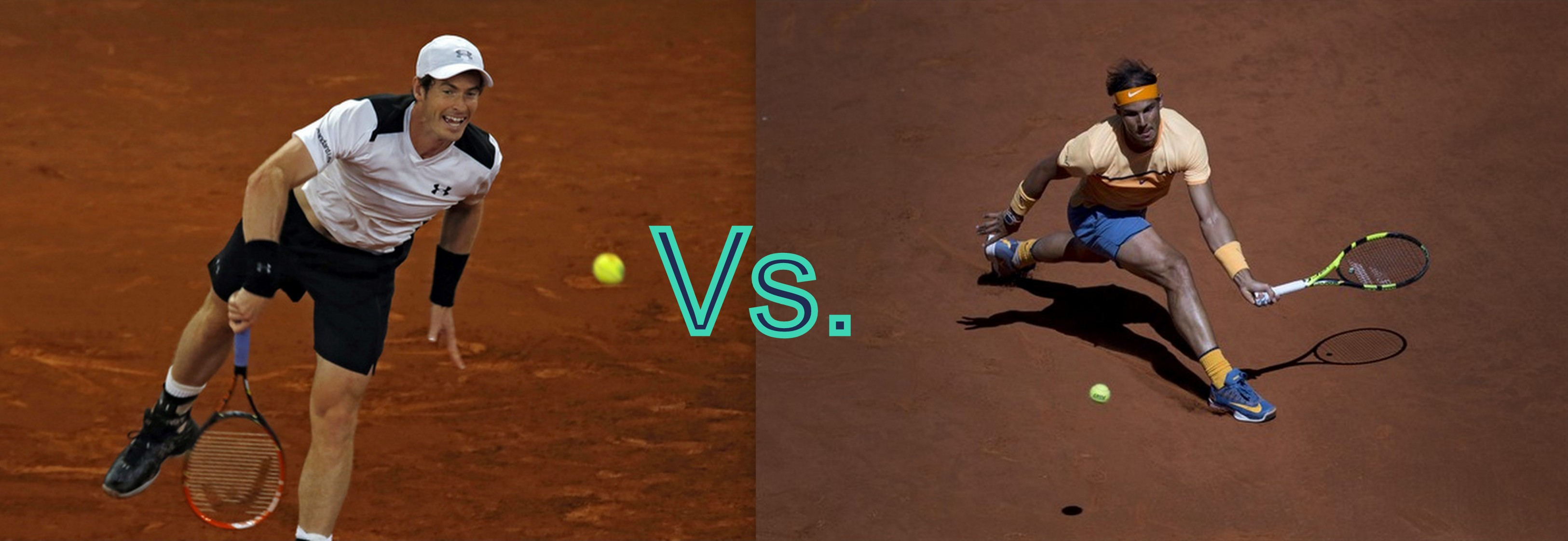 Murray vs. Nadal in Madrid semi-finals